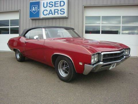 1969 Buick Skylark for sale in Stratford, WI