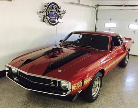 1970 Shelby GT500 for sale in Stratford, WI