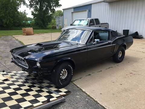 1968 Ford Mustang for sale in Stratford, WI