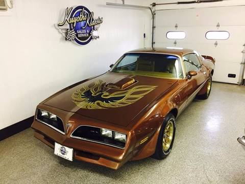1978 Pontiac Trans Am for sale in Stratford, WI