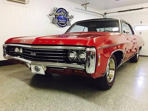 1969 Chevrolet Impala for sale in Stratford, WI