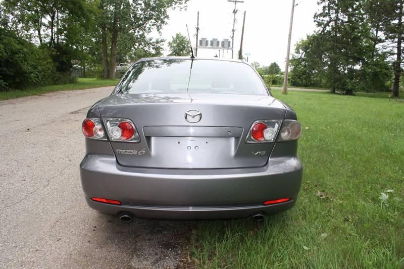 2006 Mazda MAZDA6 s 4dr Sedan - Grand Rapids MI