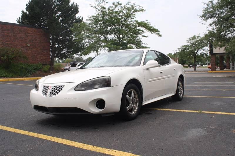 2004 Pontiac Grand Prix GT2 4dr Sedan - Grand Rapids MI