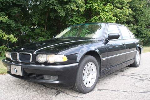 Worksheet. BMW 7 Series For Sale in Michigan  Carsforsalecom