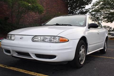 2001 Oldsmobile Alero for sale in Grand Rapids, MI