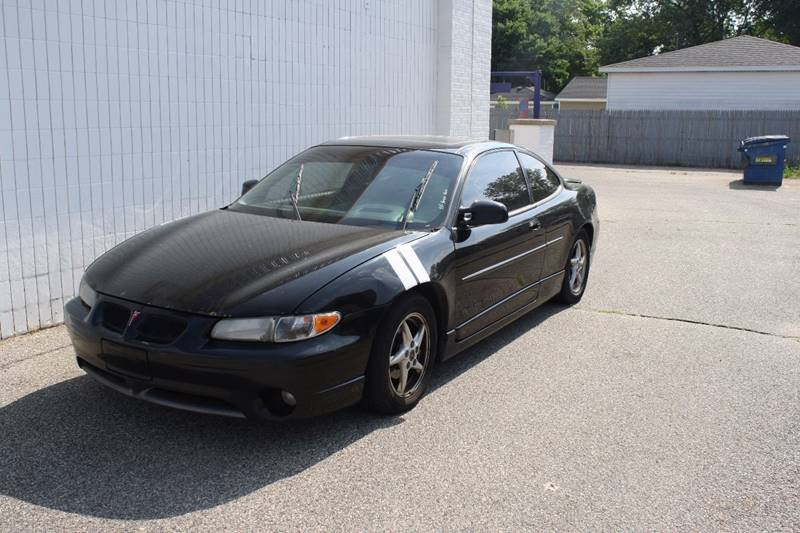 2002 pontiac grand prix gt 2dr coupe in grand rapids mi. Black Bedroom Furniture Sets. Home Design Ideas