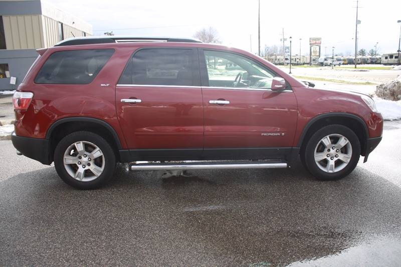 2007 gmc acadia slt 2 4dr suv in grand rapids mi auto. Black Bedroom Furniture Sets. Home Design Ideas