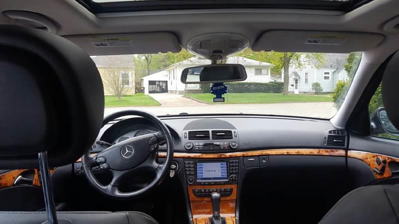 2008 Mercedes-Benz E-Class AWD E 350 4MATIC 4dr Sedan - Grand Rapids MI