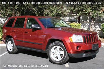 2007 Jeep Grand Cherokee for sale in Campbell, CA