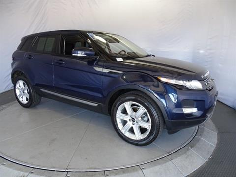 2013 Land Rover Range Rover Evoque for sale in Costa Mesa, CA