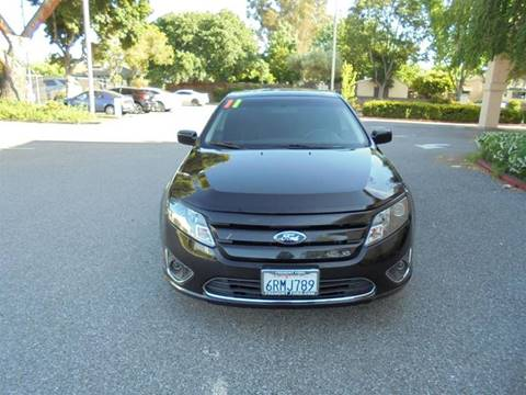 2011 Ford Fusion for sale at Hanin Motor in San Jose CA