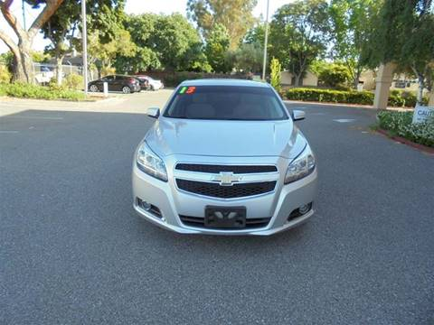 2013 Chevrolet Malibu for sale at Hanin Motor in San Jose CA
