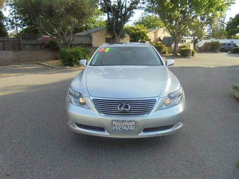 2008 Lexus LS 600h L for sale at Hanin Motor in San Jose CA