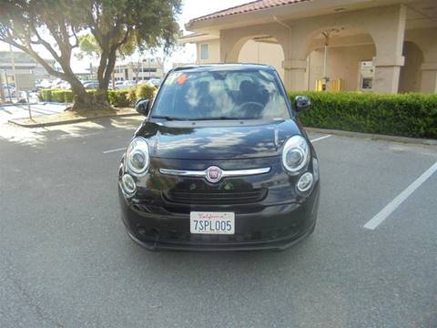 2014 FIAT 500L for sale at Hanin Motor in San Jose CA