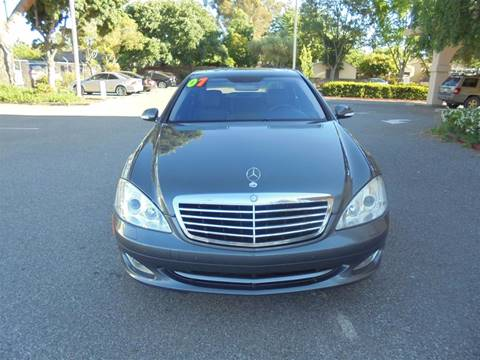 2007 Mercedes-Benz S-Class for sale at Hanin Motor in San Jose CA