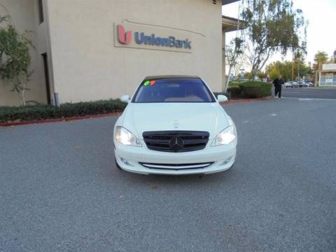 2009 Mercedes-Benz S-Class for sale at Hanin Motor in San Jose CA