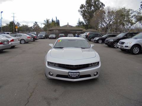 2011 Chevrolet Camaro for sale at Hanin Motor in San Jose CA