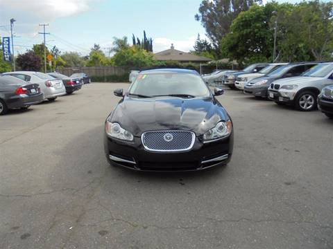 2011 Jaguar XF for sale at Hanin Motor in San Jose CA