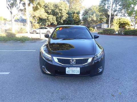 2008 Honda Accord for sale at Hanin Motor in San Jose CA