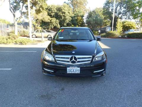 2011 Mercedes-Benz C-Class for sale at Hanin Motor in San Jose CA