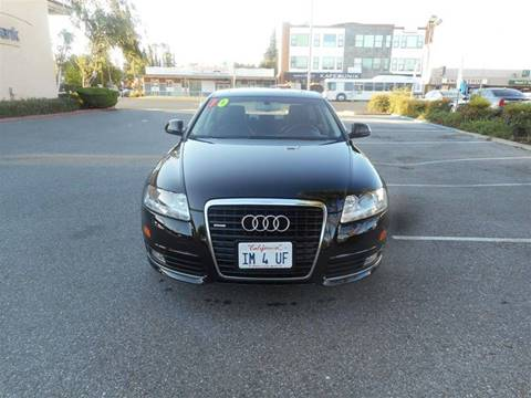 2010 Audi A6 for sale at Hanin Motor in San Jose CA