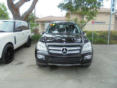 2008 Mercedes-Benz GL-Class for sale at Hanin Motor in San Jose CA
