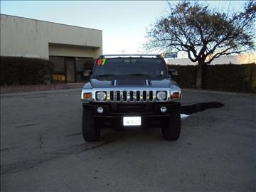 2007 HUMMER H2 for sale at Hanin Motor in San Jose CA