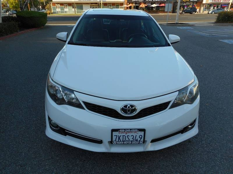 2013 Toyota Camry SE In San Jose CA  Hanin Motor