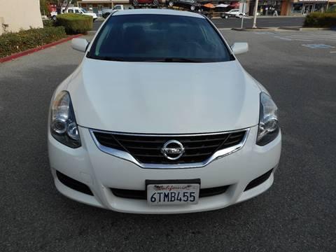 2012 Nissan Altima for sale at Hanin Motor in San Jose CA