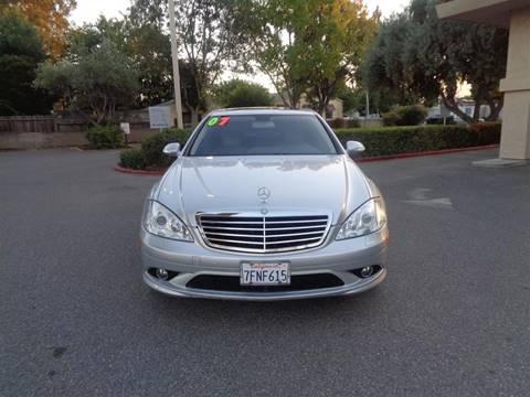 2007 Mercedes-Benz S-Class for sale in San Jose, CA
