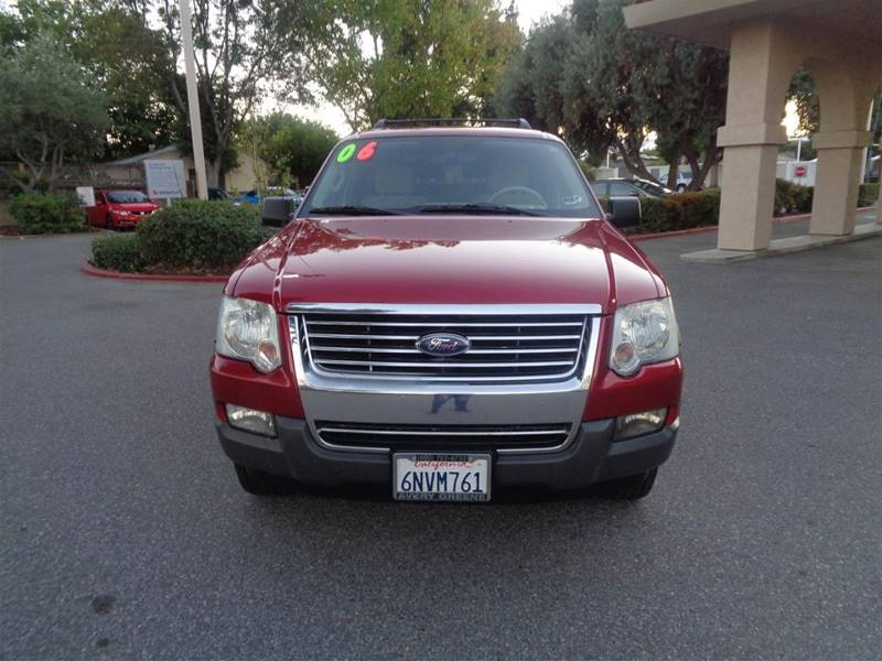 Ford Explorer In San Jose CA Hanin Motor - 2006 explorer