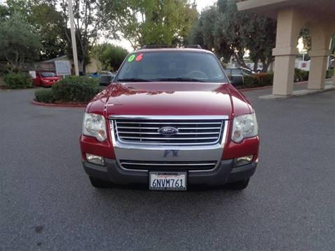 2006 Ford Explorer for sale at Hanin Motor in San Jose CA