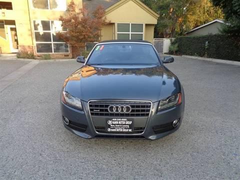 2011 Audi A5 for sale at Hanin Motor in San Jose CA