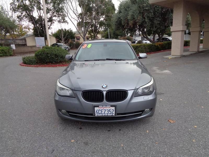 2008 BMW 5 Series 535i In San Jose CA - Hanin Motor
