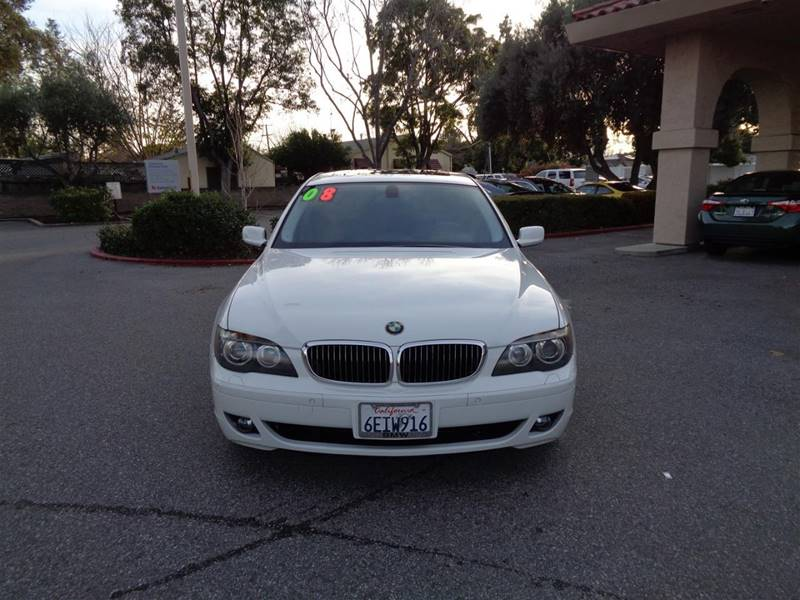 BMW Series I In San Jose CA Hanin Motor - 2008 bmw 750i