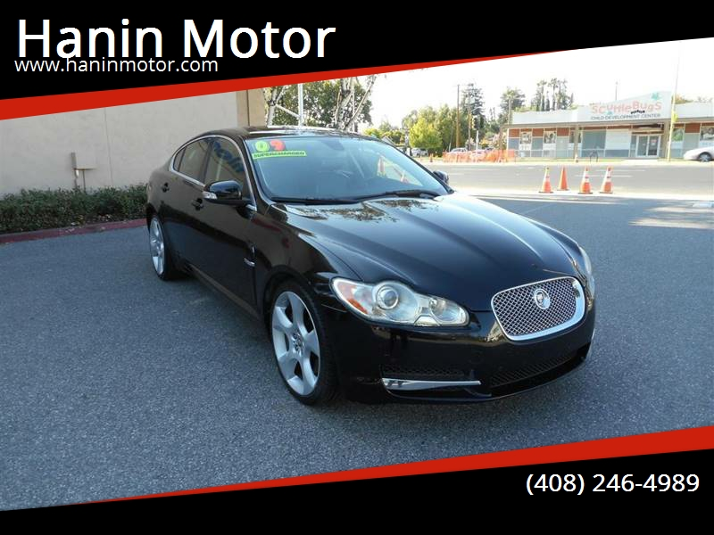 2009 Jaguar XF For Sale At Hanin Motor In San Jose CA