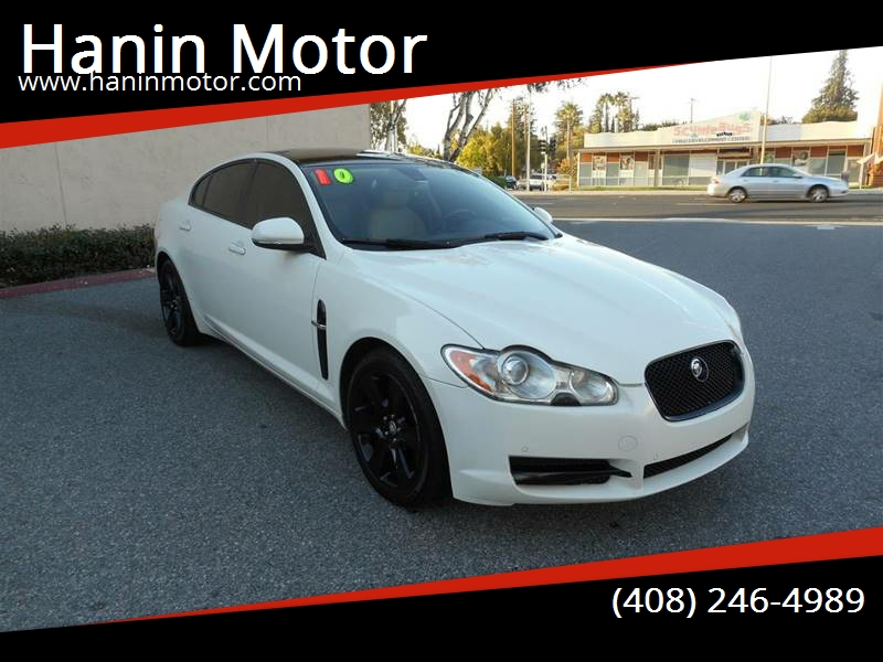 2010 Jaguar XF For Sale At Hanin Motor In San Jose CA