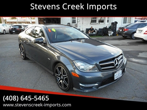 Mercedes Stevens Creek >> Mercedes Benz C Class For Sale In San Jose Ca Stevens Creek Imports