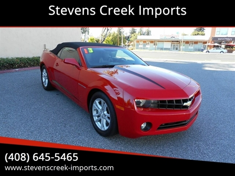 Stevens Creek Chevrolet >> Chevrolet For Sale In San Jose Ca Stevens Creek Imports