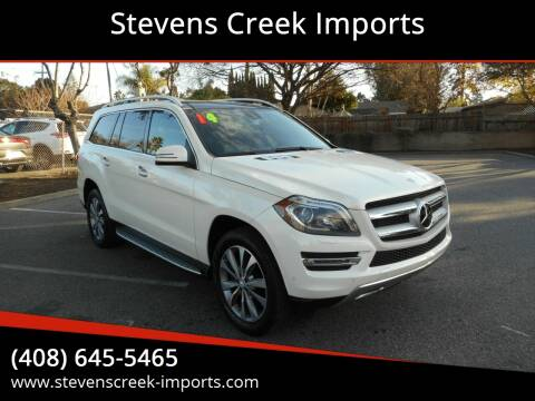 2014 Mercedes-Benz GL-Class for sale at Stevens Creek Imports in San Jose CA