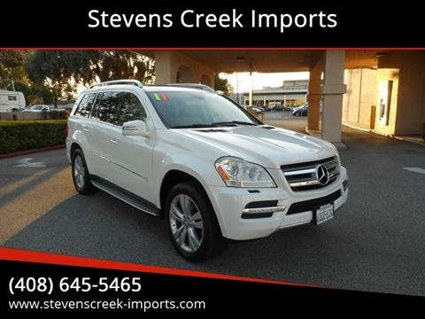 2011 Mercedes-Benz GL-Class for sale at Stevens Creek Imports in San Jose CA