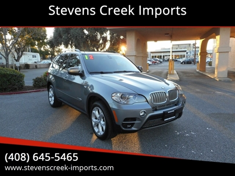 2012 BMW X5 for sale at Stevens Creek Imports in San Jose CA