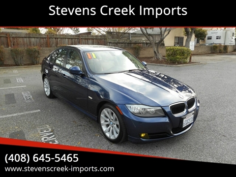 2011 BMW 3 Series for sale at Stevens Creek Imports in San Jose CA