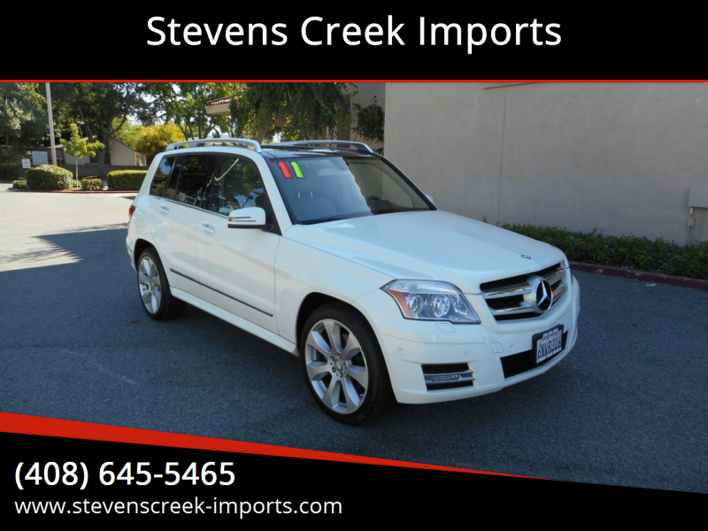 2011 Mercedes-Benz GLK for sale at Stevens Creek Imports in San Jose CA