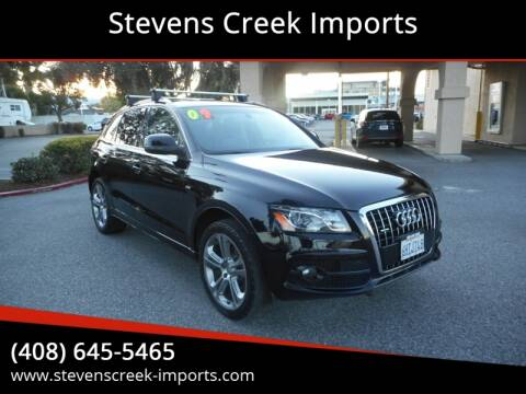 2009 Audi Q5 for sale at Stevens Creek Imports in San Jose CA