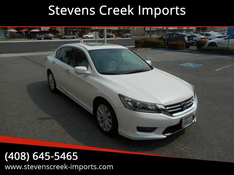 2015 Honda Accord for sale at Stevens Creek Imports in San Jose CA