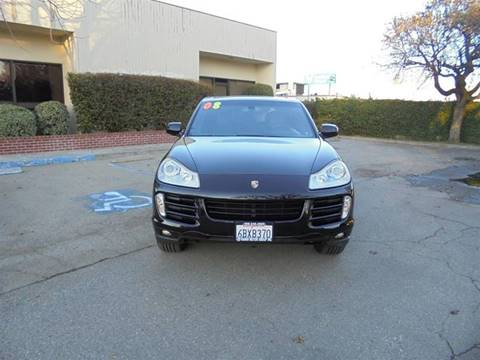 2008 Porsche Cayenne for sale in San Jose, CA