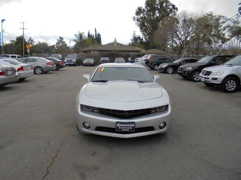2011 Chevrolet Camaro for sale at Hanin Motor in San Jose CA