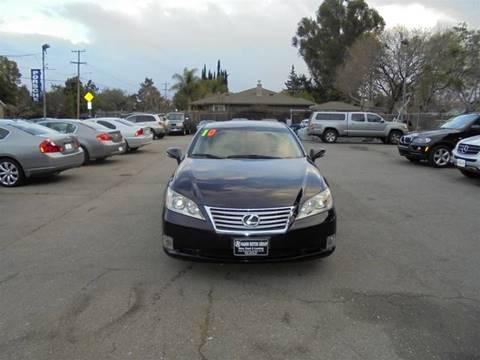 2010 Lexus ES 350 for sale at Hanin Motor in San Jose CA