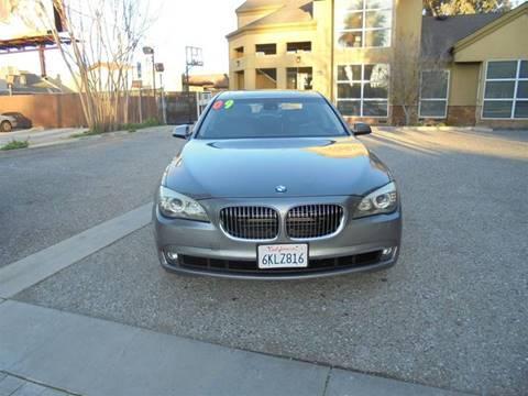 2009 BMW 7 Series for sale at Hanin Motor in San Jose CA